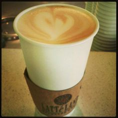 Love from #latteland #zonarosa #happyvalentinesday