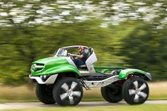 Mercedes-Benz Unimog Concept is to cars as Crocs are to shoes UKWIM