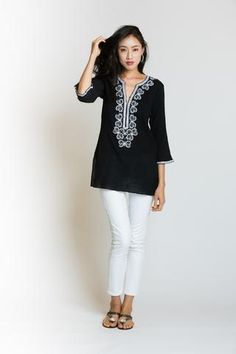 Tunic -tunic| Sulu Collection $89.99