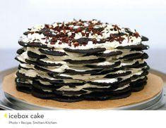 ICEBOX EASY  11 recipes for icebox cakes + pies