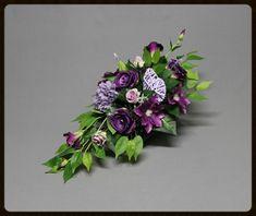 Dekoracje nagrobne Funeral Flowers, December 25, Arte Floral, Deco, Creative Design, Flower Power, Floral Arrangements, Floral Wreath, Bouquet