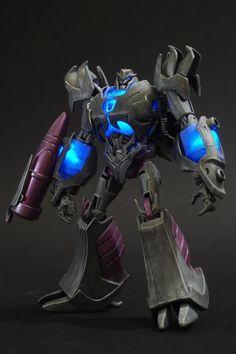 Custom Blood of Unicron Megatron by xenethis.deviantart.com on @deviantART