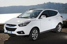 Hyundai IX35 Road Test - http://www.osv.ltd.uk/latestnews/crossovers/hyundai-ix35-road-test/