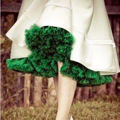 I dream in green - #elementsdesign