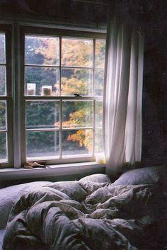 sleepy morning