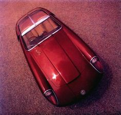 1960 Pininfarina Alfa Romeo 6C 3000CM Superflow IV