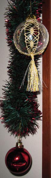Mi pequeño alto ... en Inglés: Ornamento de la Navidad