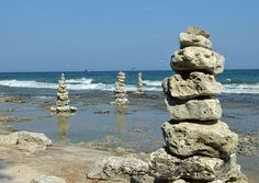 Family Fun in Door County at Cave Point and Whitefish Bay Dunes