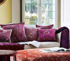 Etro Home Autumn-Winter 15-16 Collection Discover more: http://www.etro.com/en_it/world-of-etro/home-collection-aw1516