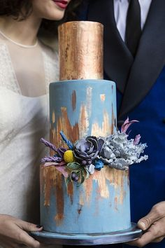 cool The Top 30 Wedding Cake Trends - Stylendesigns.com!