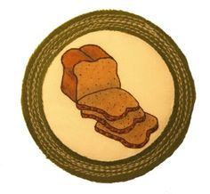 """Merit Badge for """"being the best thing since sliced bread.""""  leemeszaros on etsy. Awesome."""