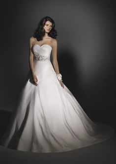 Mori Lee 1203 Bridal Gown