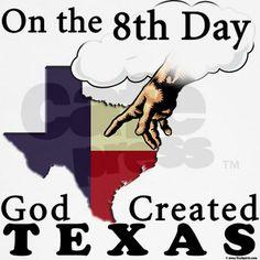 I Love Texas!!
