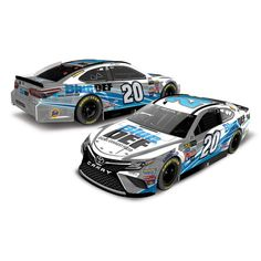 Matt Kenseth Action Racing #20 BlueDEF 1:24 Monster Energy NASCAR Cup Series Color Chrome Die-Cast Toyota Camry - $89.99