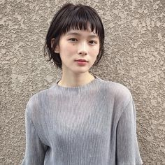 Best Bob haircuts I love. Short Choppy Haircuts, Short Haircut Styles, Medium Bob Hairstyles, Girl Haircuts, Short Hairstyles For Women, Hairstyles With Bangs, Bob Haircuts, Japan Hairstyle, Matted Hair