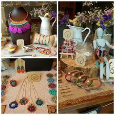 Nuevas creaciones!!! Hand made!! www.lakuweb.com