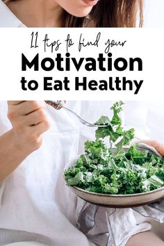 Healthy Eating Motivation Tips) Healthy Eating Motivation Tips),! A Permanent Health Kick ! – Healthy Recipes and Fitness Community How to become motivated to eat healthy? Find the best motivation to eat. Healthy Lifestyle Motivation, Healthy Lifestyle Tips, Diet Motivation, Motivation For Healthy Eating, Vegan Lifestyle, Healthy Eating Habits, Healthy Tips, How To Get Healthy, Healthy Food