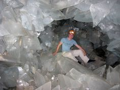 Enormous crystal Geode discovered in Spain | Geology IN