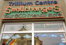 SmallChanges is more than a shop. It is a community based hotspot for all things eco friendly.  Plans are currently underway for an exhibition area to support local artists and a community based  HACCP kitchen for those interested in creating foods and products that can then be sold via the SmallChanges shop – both online and locally in Gorey. http://ecoactiveireland.com/small-changes-leads-to-big-change/