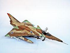 1/48 Kinetic IAF Kfir C.7 by George Roidis