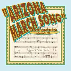 Arizona State Anthem