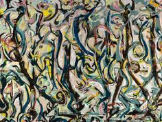 Jackson Pollock paintings to be united in London show Peggy Guggenheim, Action Painting, Drip Painting, Guernica, Jackson Pollock Mural, Vincent Van Gogh, Famous Artists Paintings, Famous Modern Artists, Pollock Paintings