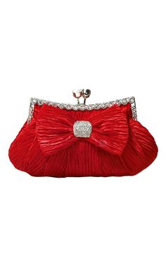 sweet red purse