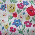 "Cath Kidston. Cotton Duck cloth. 1m x142cm. (39 x 56"") Paradise Fields Chalk - #cotton, #kidston, Cath, CHALK, Cloth, DUCK, Fields, paradise, x142cm."