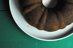 Olive oil and honey cake recipe from Fisher & Paykel Social Kitchen