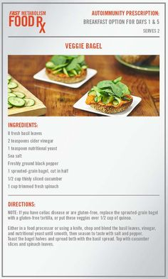 Let CLA Help! + 3 Metabolism Boosting Recipes