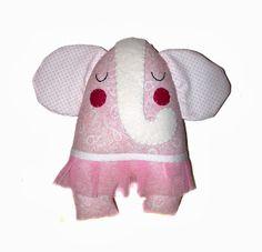 Elefantita con tutu