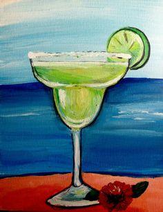 Margarita painting