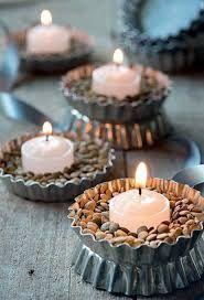 decorar festa buteco com velas - Pesquisa Google