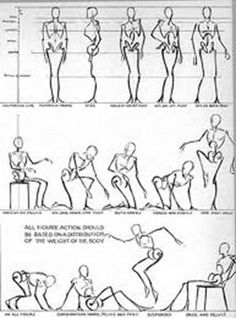 Gesture Drawing Lecture