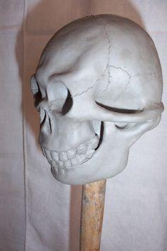 Clay skeleton