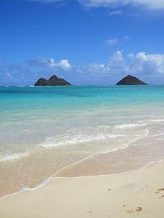 My favorite place, and hopefully my view from my future backyard. lanikai, oahu, hawaii
