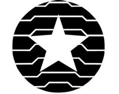 winter soldier decal – Etsy
