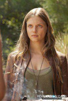 Abigail (Tracy Spiridakos)