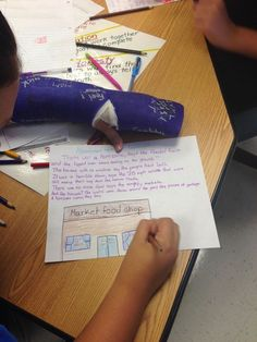 Upper Elementary Snapshots: Making Inferences with Poetry