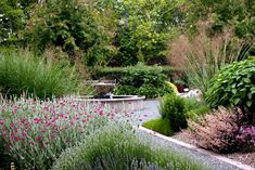Soest Herbaceous Display Garden, Washington Park Arboretum, Seattle, WA