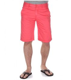 High Quality Men's Clothing from Officers Club Chino Shorts, Patterned Shorts, Latest Trends, Peach, Boys, Summer, Men, Clothes, Fashion