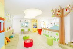 Dental clinic for children with a gorgeous design Dent Estet 4 Kids - Hamid Nicola Katrib - www.homeworlddesign. com (1)