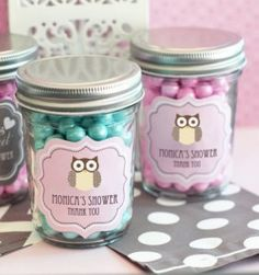 Owl Baby Shower Favors | Shower That Baby