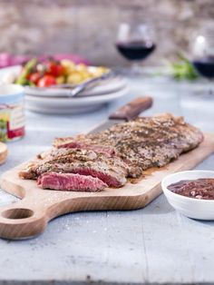 Steak met bordelaisesaus - Libelle Lekker