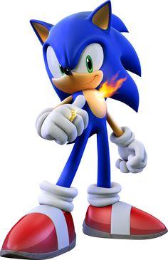 Sonic (Sonic & The Secret Rings)