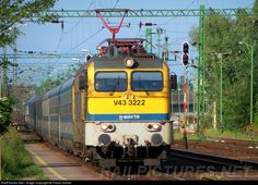 Net Photo: 3222 Hungarian State Railways (MÁV) at Tárnok, Hungary by Firbás Oszkár Bahn, Hungary, Vehicles, Image, Europe, Car, Vehicle, Tools