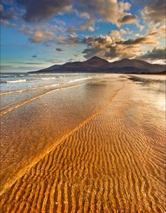 Beach at Murlough Nature Reserve, Dundrum Bay, Co Down, Derek Smyth Photography