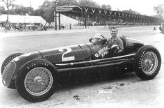 REVISED AND EXPANDED — With two straight Indianapolis 500 wins in a long, distinguished racing career, the Boyle Maserati is one of the all-time sweethearts of the Speedway. Indy Car Racing, Indy Cars, Ferrari Model, Eddie Rickenbacker, Indy 500 Winner, Automobile, Milla, Classic Race Cars, Indianapolis Motor Speedway