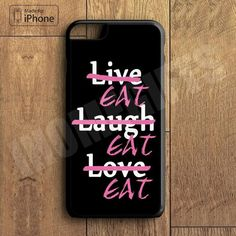 Funny Live Love Laugh Case Cute food case for iPhone 6 Plus for iPhone 6 for iPhone 5 / for iPhone 4 / for iPhone iPhone X 8 8 Plus - phone accessories - - Funny Phone Cases, Diy Phone Case, Iphone Phone Cases, Case For Iphone, Coque Smartphone, Coque Iphone 6, Iphone Se, Friends Phone Case, Iphone 8 Plus