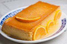 Receta de Pudin de Naranja paso a paso! Es un postre tan fresco como delicioso, os animo a que lo hagáis y seguro que repetís!!